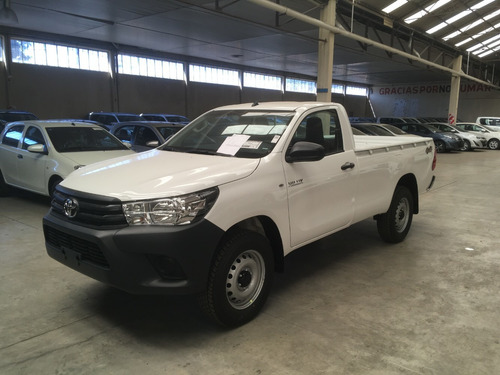 Toyota Hilux Dx 2.4 4x4 Cabina Simple 2020 Encargala Ya Ps