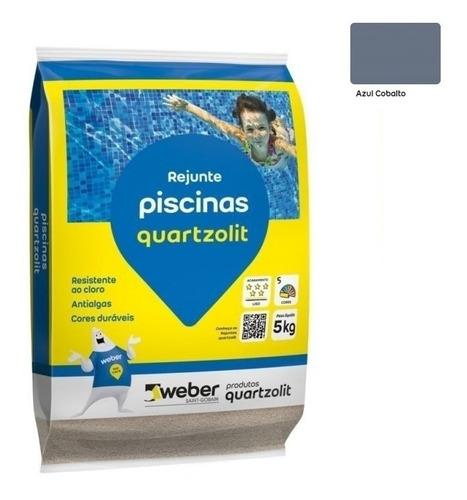 Rejunte Para Piscina Quartzolit 5kg