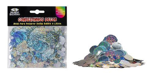 Confete Para Balao Rose Gold / Cake /balloon /bobo/ 25 Gr