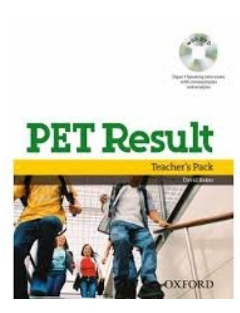 Livro Pet Result Teacher´s Pack