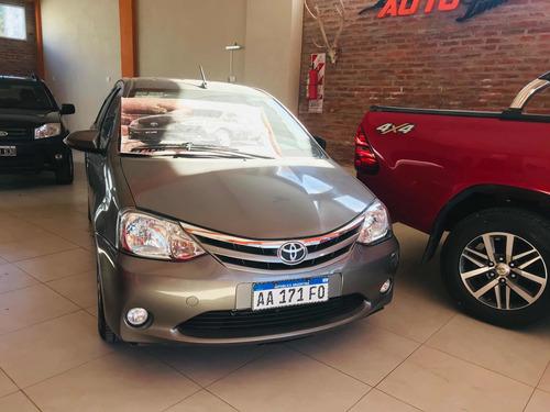 Toyota Etios 1.5 Sedan Xls At 2016