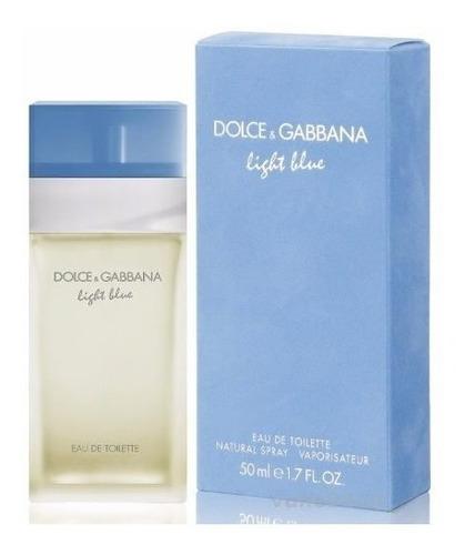 Light Blue Dolce Gabbana 100ml Perfumeria Factura - Oficial