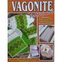 Kit 10 Revistas Vagonite & Crochê (rv4)