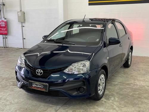 Toyota Etios 2018 1.5 16v Xs Aut. 5p