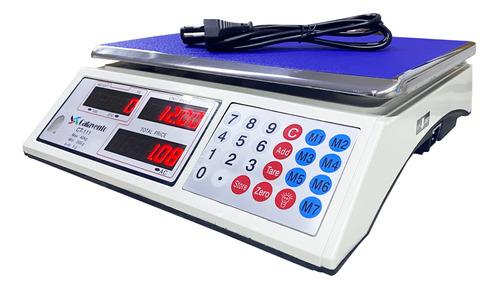 Balança Eletrônica Digital Comercio 40kg Bivolt Precisão Nov