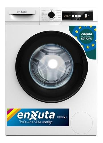 Lavarropas Automático Enxuta Lenx765d Blanco 6kg 220v - 240v