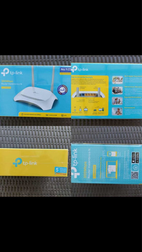Router Inalámbrico Tp Link 300 Mbs