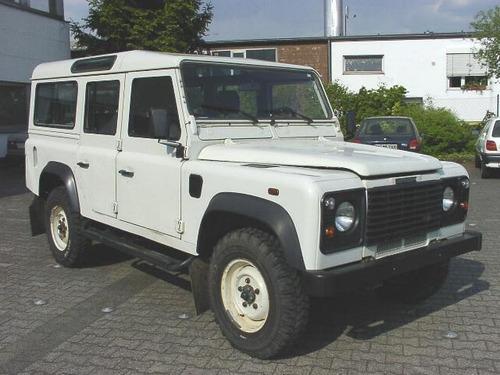 Parabrisas Para Land Rover Defender 110