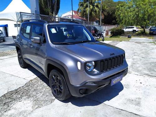 Jeep Renegade Night Eagle 1.8 4x2 Flex Aut