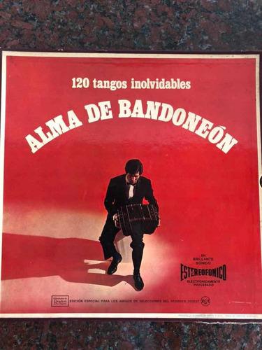 Musica Vinilo 120 Tangos Inolvidables Colección Completa