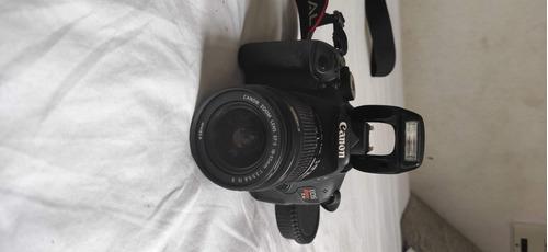 Câmera Canon Eos Rebel T3i.  Ds126311