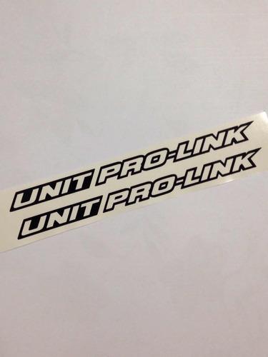 Adesivo Honda Unit Pro-link Balança Cbr - Frete Grátis!