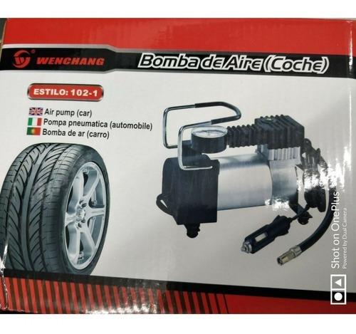 Compressor De Ar 12v Pneu Boia Inflável Bomba Carro Biciclet