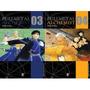 Kit Mangá Fullmetal Alchemist Esp Vol. 03° E 04° Lacrado Jbc