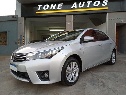 Toyota Corolla 2016 1.8n Xei Cvt Pack