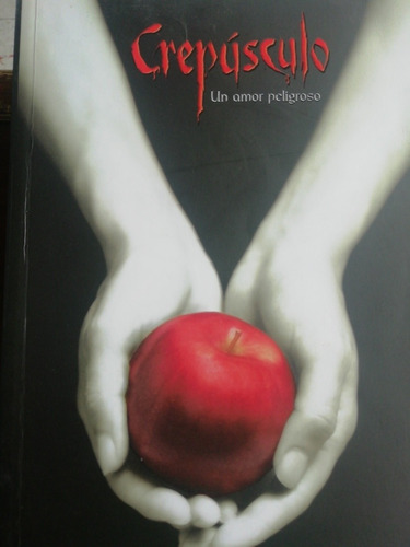 Libro Crepúsculo ..stephenie Meyer