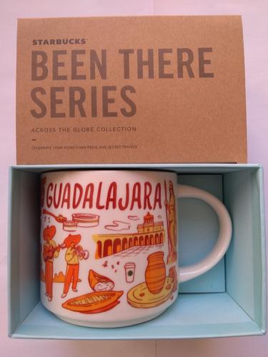 Taza Starbucks Guadalajara City Mug Been There Series 2019