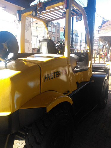 Empilhadeiras Hyster 155 Ft Repasse