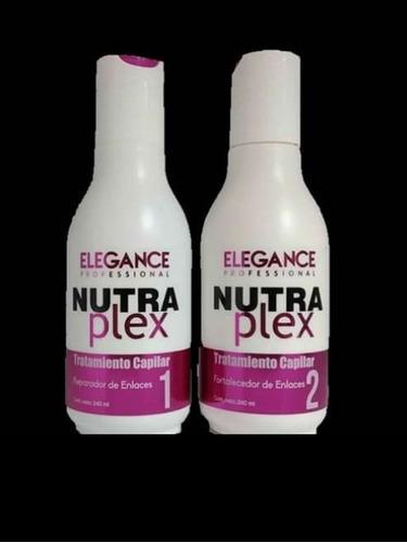 Nutraplex De Elegance Paso Uno 1 Y Paso Dos 2