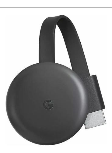 Chromecast 3 Hdmi 1080p  Chrome Cast 3 Original