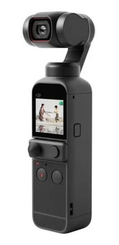 Câmera Sportiva Dji Osmo Pocket 2 Creator Combo 4k Ot-210 Preta