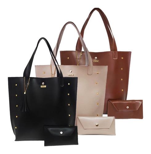 Bolsa Feminina Saco Shopper Grande Promoção Lançamento Linda