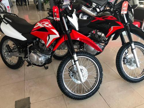 Honda Xr 150l Nueva 2021. 0 Km, Tomamos Motos Usadas!