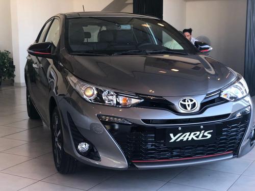 Toyota Yaris S M/t  5p Okm 2020 A