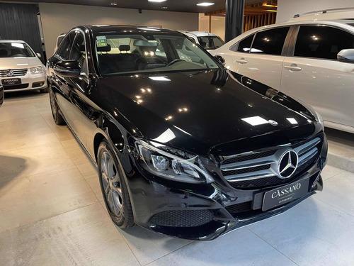 Mercedes-benz C C250 1.8 Avantgrade B.eff At Cassano Automob