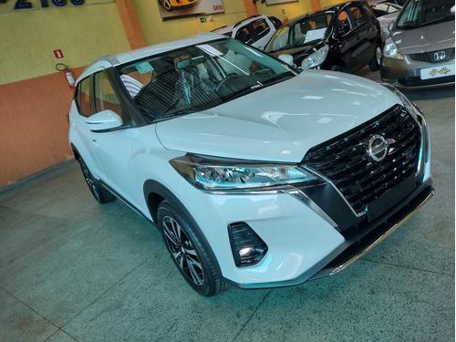 Nissan Kicks 2022 1.6 Advance 16v Cvt 5p