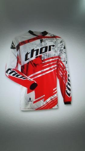 Conjunto De Roupa Motocross Thor