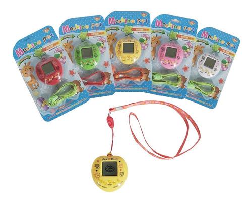 Brinquedo Bichinho Virtual  Tamagoch 168 Animais Modelo Novo