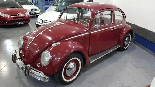 Volkswagen Escarabajo 1960