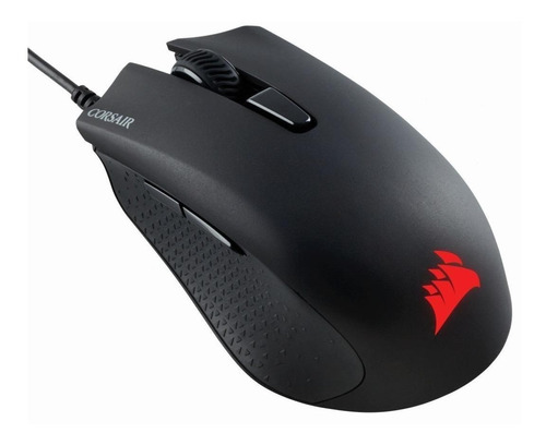 Mouse De Juego Corsair  Gaming Harpoon Rgb Pro Negro