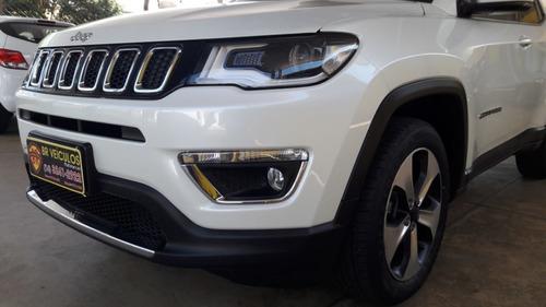 Jeep Compass Longitude 2.0 Flex Automático 2018