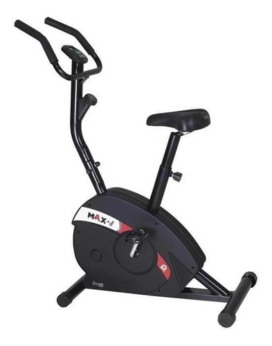 Bicicleta Fija Tradicional Dream Fitness Max V Negra