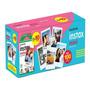 Kit Filme Instax Mini Fujifilm Pack Com 100 Unidades