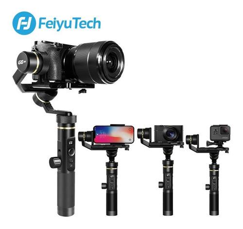 Estabilizador Imagem Feiyutech G6 Plus P/ Dslr Gopro Celular
