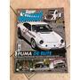 Revista Super Speed 98 Fusca 70 Puma Trailblazer Roadster