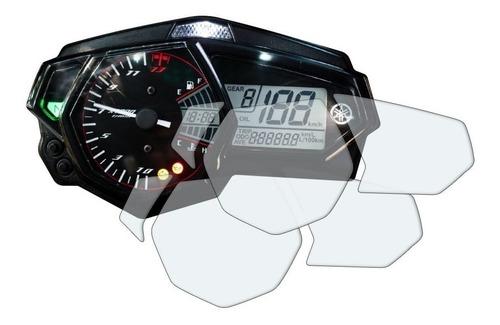 2 X Película Protetor Painel Yamaha Mt 03 R3