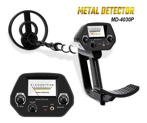 Detector De Metais Md4030p Lançamento Ouro Prata Bronze