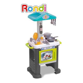 Rondi Magic Juego De Cocina Con Accesorios Orig Mundo Manias