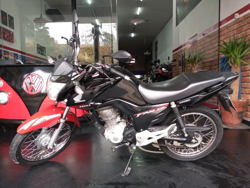Honda  Cg 160 Fan 2019