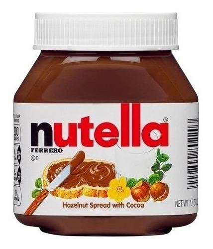 Nutella 220gr
