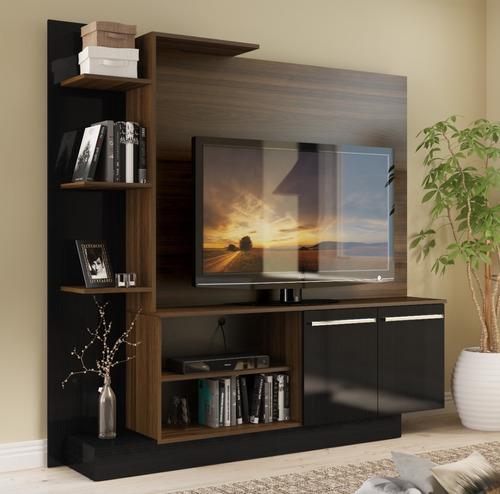 Estante Home Theater Para Tv Até 50 Pol. Denver Multimóveis