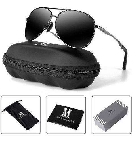 Gafas De Sol Para Hombre Polarizadas Mxn