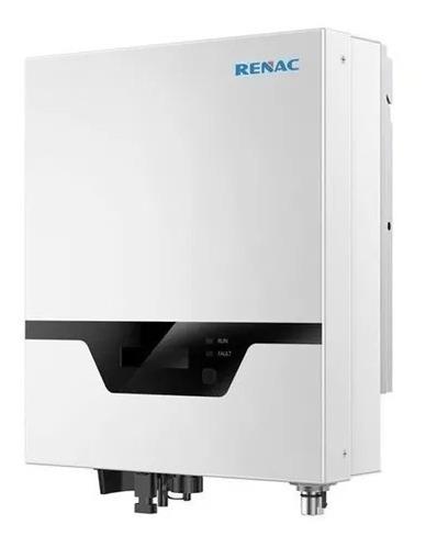 Inversor Solar On Grid Renac 3kw 220v Wi Fi 1 Mppt