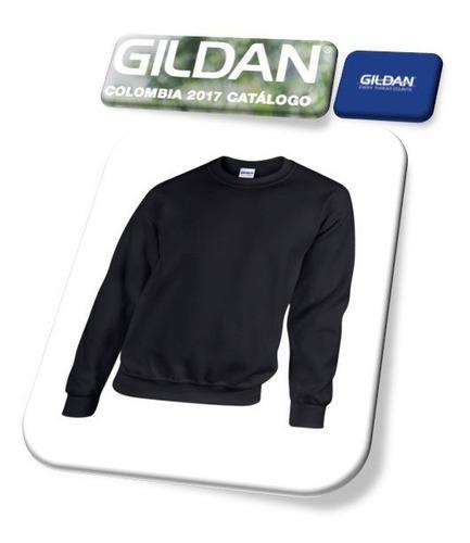 Busos Gildan Cuello Redondo Varias Tallas Y Colores Ref18000