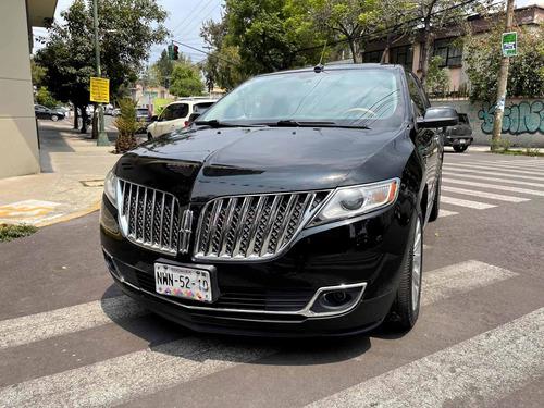 Lincoln Mkx 2013 V6 Awd Premier Piel Qc Nav 4x4 At
