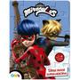 Livro Infantil Interativo Infantil Ladybug C/ Quebra Cabeça